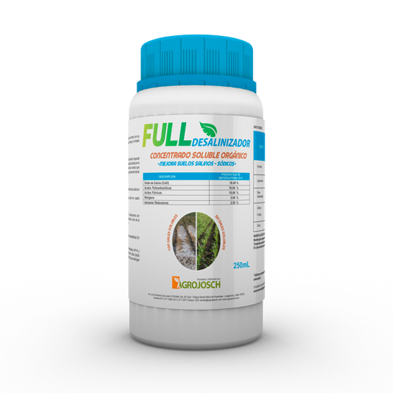 FULL DESALINIZADOR 250-ML